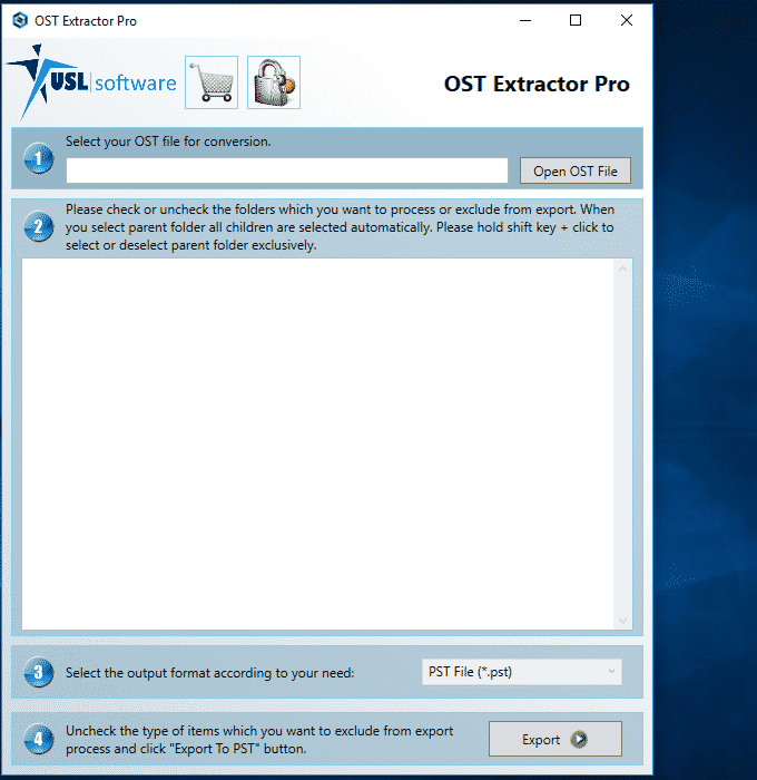 ost to pst converter for windows