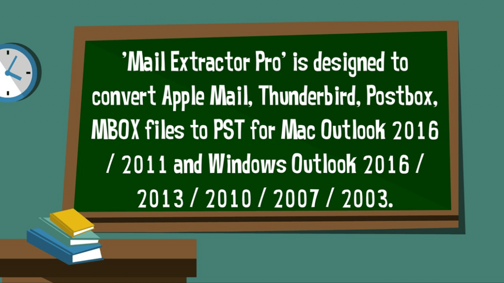 mbox to pst conversion on microsoft