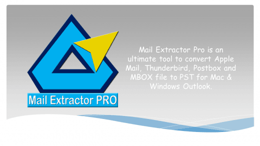 Tool to Transfer Mac Mail to Outlook 2019