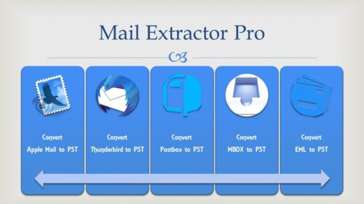 thunderbird export emails to pst